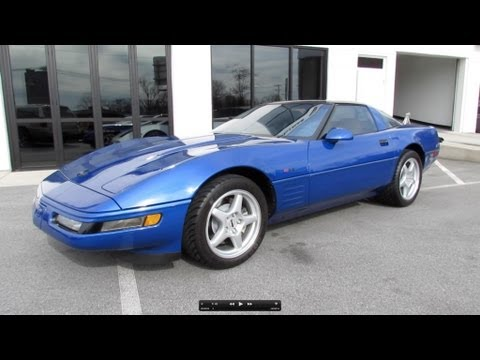 Chevrolet Corvette 1994 Photo - 1