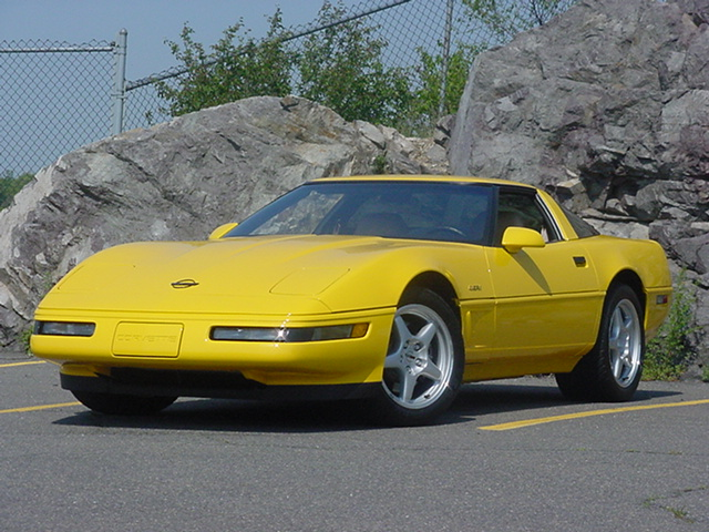 Chevrolet Corvette 1995 Photo - 1