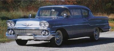 Chevrolet Delray 1958 Photo - 1