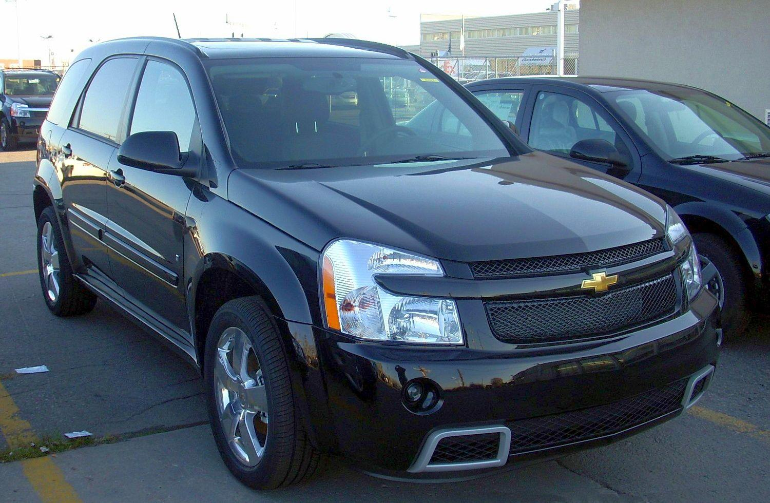 Chevrolet Equinox 2007 Photo - 1