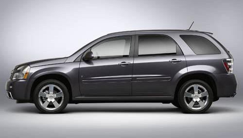 Chevrolet Equinox 2009 Photo - 1