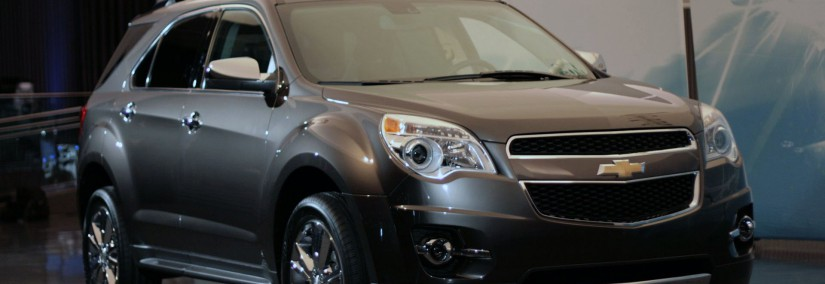 Chevrolet Equinox 2010 Photo - 1