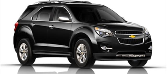 Chevrolet Equinox 2012 Photo - 1