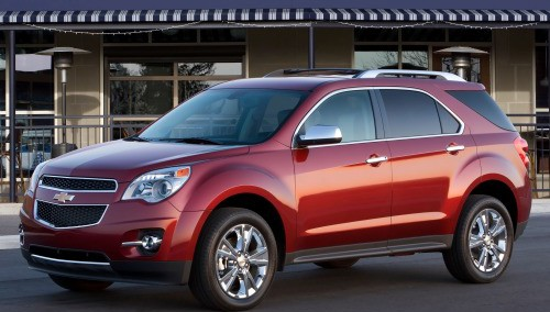 Chevrolet Equinox 2013 Photo - 1