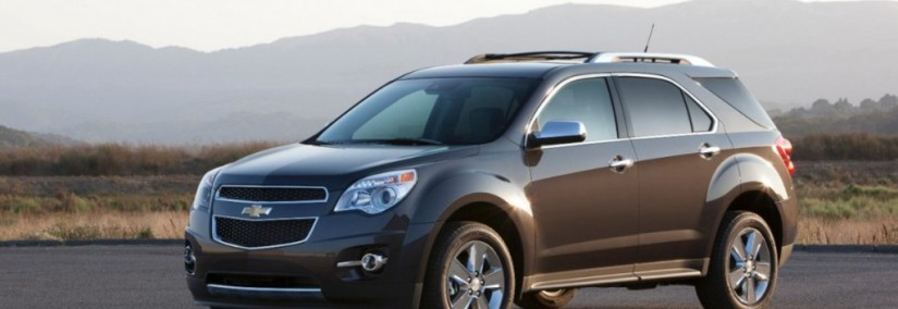 Chevrolet Equinox 2003 Photo - 1