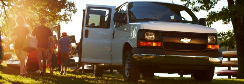 Chevrolet Express 2001 Photo - 1