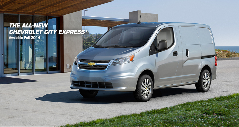 Chevrolet Express 2015 Photo - 1