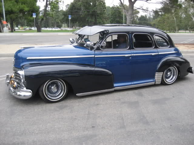 Chevrolet Fleetmaster 1946 Review Amazing Pictures And