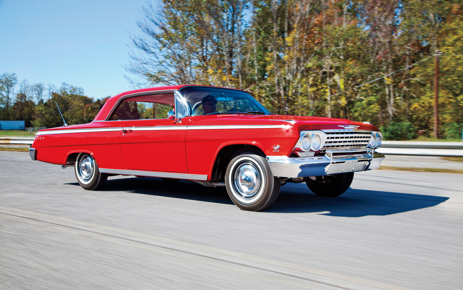 Chevrolet Impala 1962 Review Amazing Pictures And Images