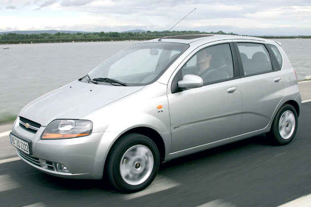 Chevrolet Kalos 2008 Photo - 1