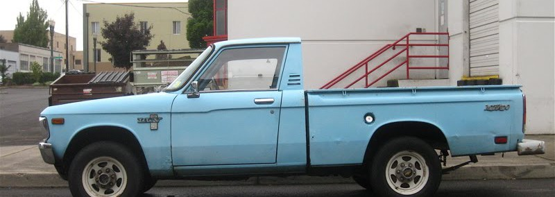 Chevrolet LUV 1977 Photo - 1