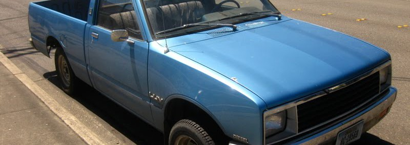 Chevrolet LUV 1982 Photo - 1