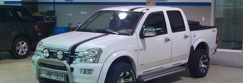 Chevrolet LUV 2008 Photo - 1