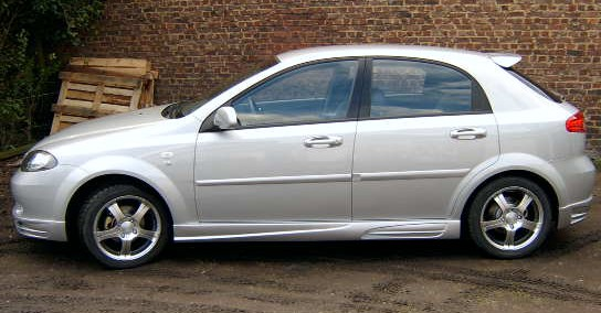 Chevrolet Lacetti 2012 Photo - 1