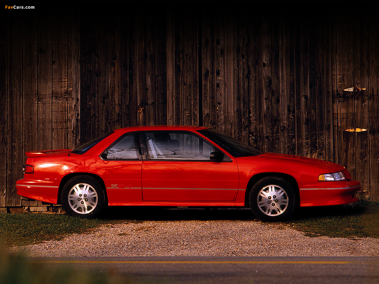 Chevrolet Lumina 1992 Photo - 1