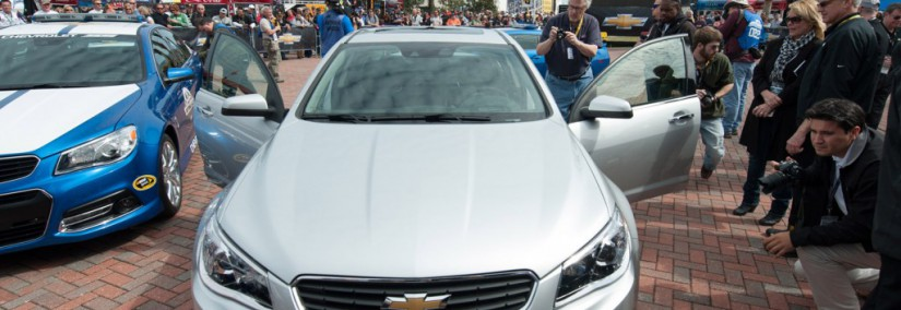 Chevrolet Lumina 2014 Photo - 1