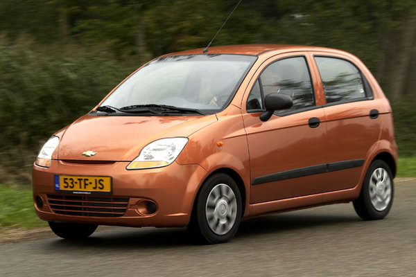Chevrolet Matiz 2007 Photo - 1