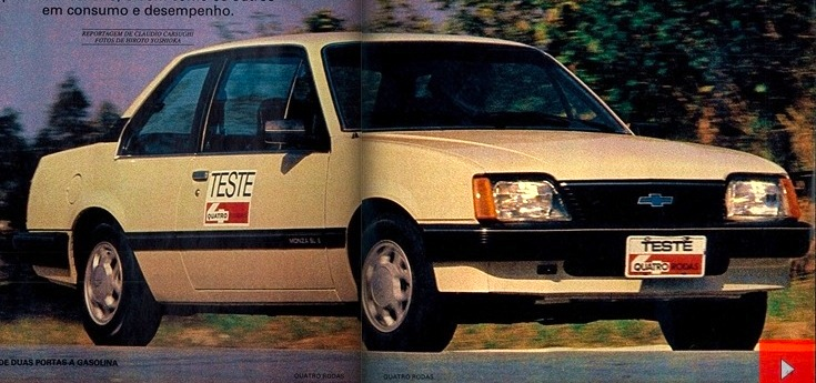 Chevrolet Monza 1987 Review Amazing Pictures And Images