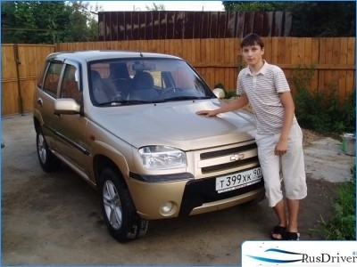 Chevrolet Niva 2005 Photo - 1