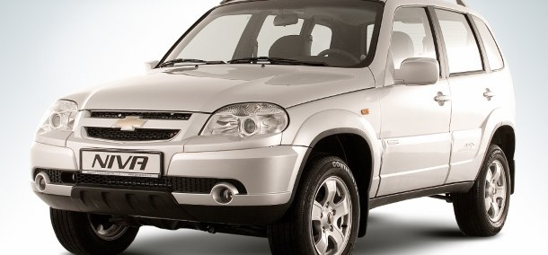 Chevrolet Niva 2006 Photo - 1