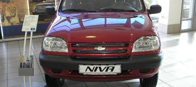 Chevrolet Niva 2009 Photo - 1