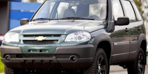 Chevrolet Niva 2012 Photo - 1