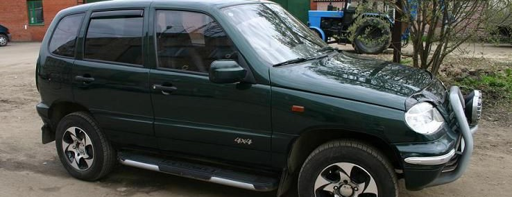 Chevrolet Niva 2013 Photo - 1