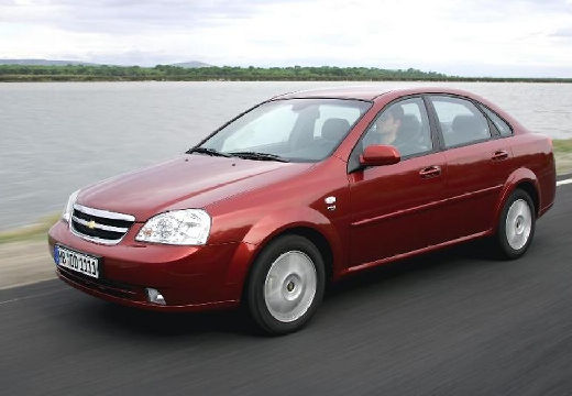 Chevrolet Nubira 2006 Photo - 1
