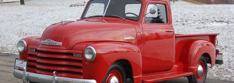 Chevrolet Pickup 1947 Photo - 1