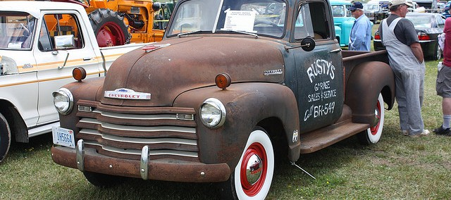 Chevrolet Pickup 1953 Photo - 1