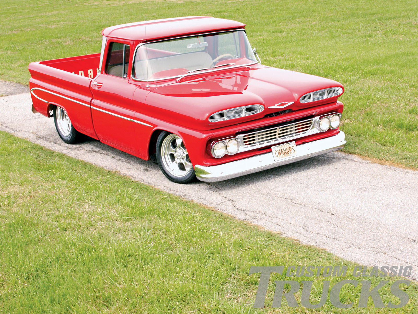 Chevrolet Pickup 1960 Photo - 1