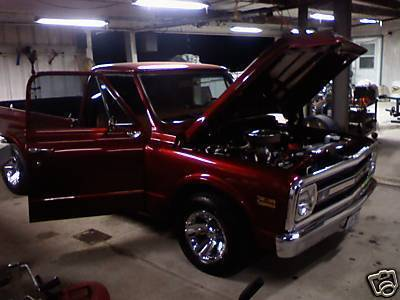 Chevrolet Pickup 1969 Photo - 1