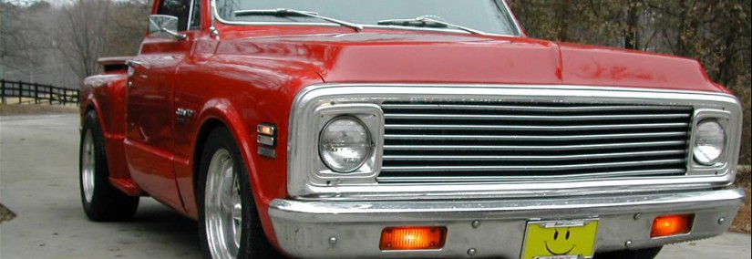 Chevrolet Pickup 1972 Photo - 1