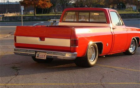 Chevrolet Pickup 1975 Photo - 1