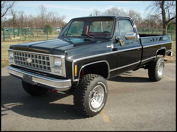 Chevrolet Pickup 1980 Review Amazing Pictures And Images