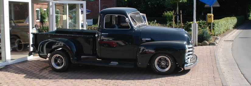 Chevrolet Pickup 2015 Photo - 1