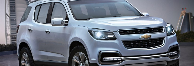 Chevrolet SUV 2015 Photo - 1