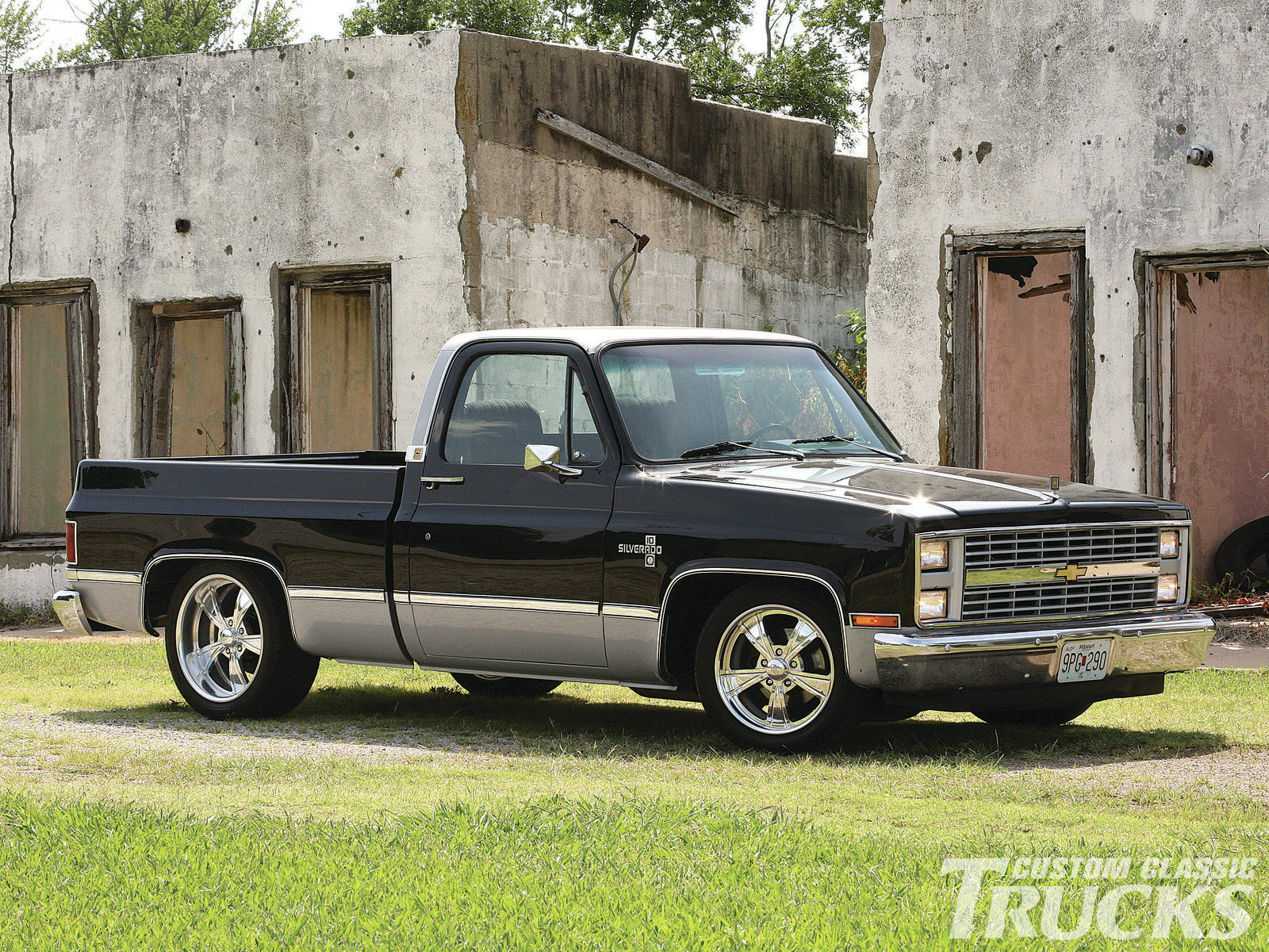 chevrolet silverado 1984  review  amazing pictures and