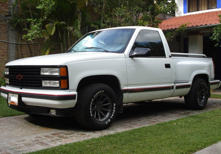 Chevrolet Silverado 1990 Review Amazing Pictures And