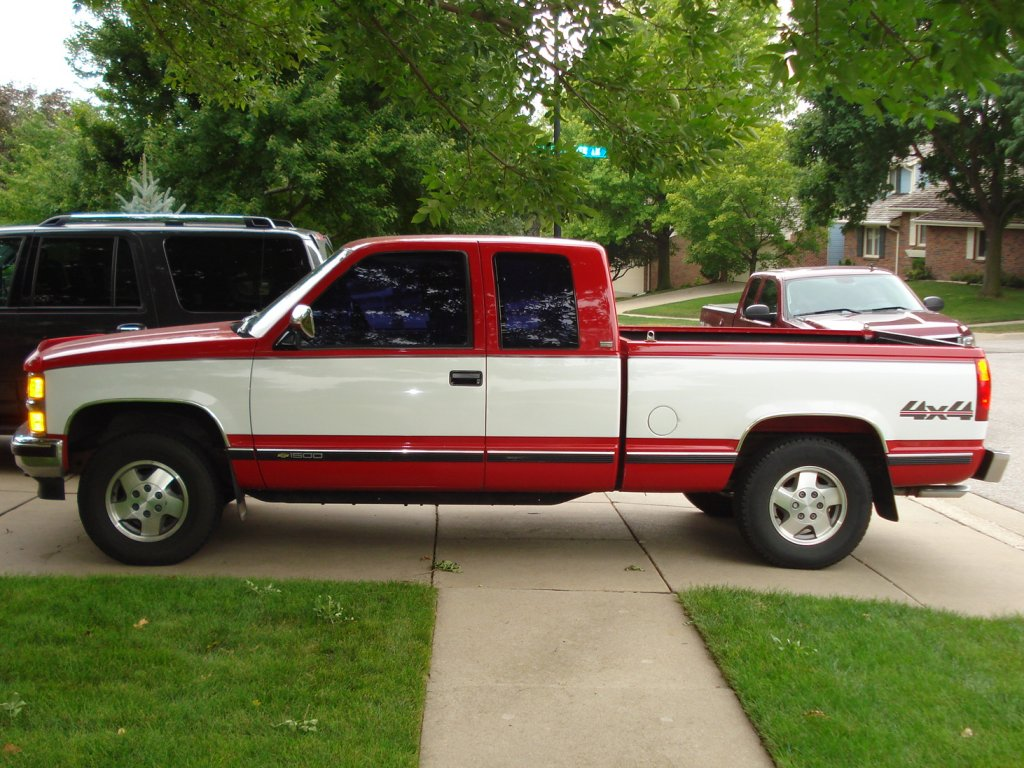 Chevrolet Silverado 1994 Review Amazing Pictures And