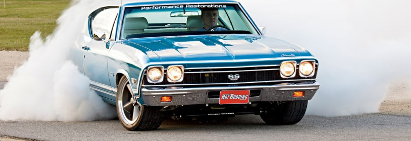 Chevrolet Ss 1968 Photo - 1