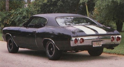 Chevrolet Ss 1971 Photo - 1