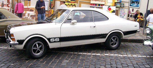 Chevrolet Ss 1980 Photo - 1