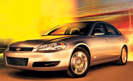 Chevrolet Ss 2006 Photo - 1