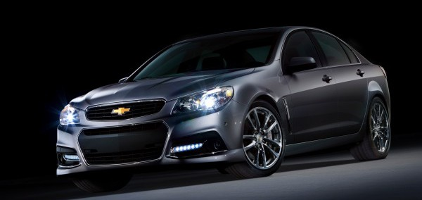 Chevrolet Ss 2014 Photo - 1