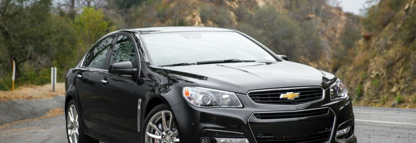 Chevrolet Ss 2015 Photo - 1