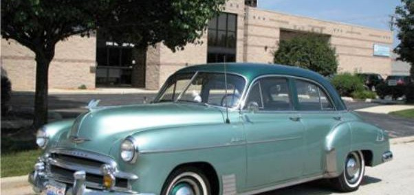 Chevrolet Styleline 1950 Photo - 1