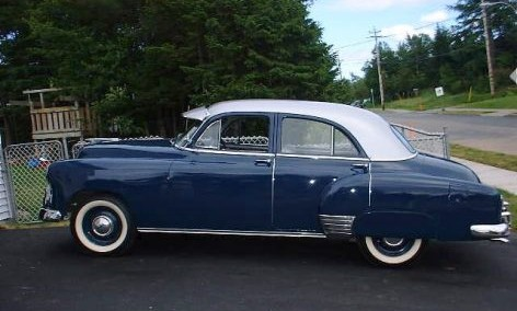 Chevrolet Styleline 1951 Photo - 1