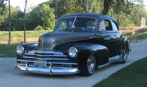 Chevrolet Stylemaster 1948 Photo - 1