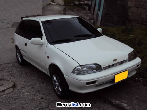 Chevrolet Swift 1996 Photo - 1